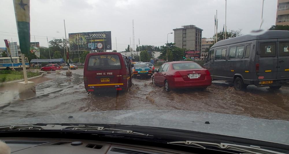 Image result for ghana bad roads